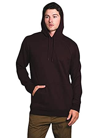 KOLBY Mens Washed Out Hoodie