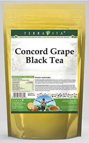 (Concord Grape Black Tea (50 Tea Bags, ZIN: 536433))