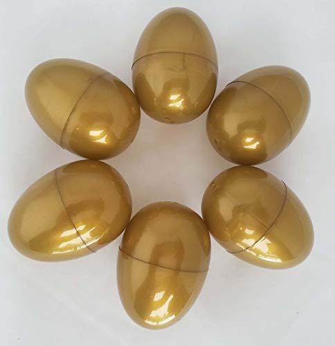 Gold Non-Metallic/Brown Plastic 2.25