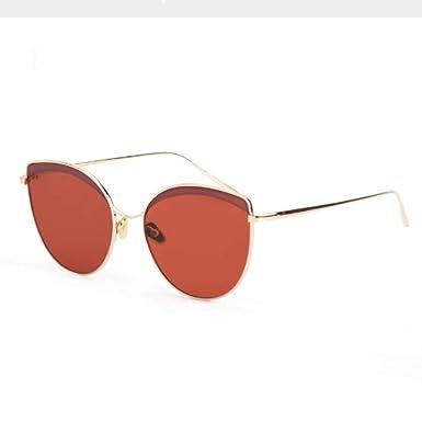MNGF&GC Gafas de sol con montura sin marco. Gafas de sol con ...