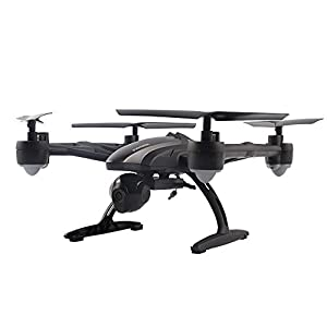 Fineser JXD 509G 5.8G FPV Quadcopter Drone with 2.0MP HD Camera RTF 4 Channel 2.4GHz 6-Gyro with Altitude Hold Function,Headless Mode and One Key Return Home from M39GW