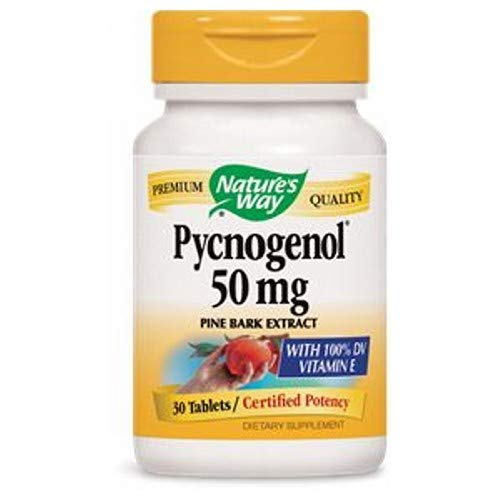 Nature'S Way Pycnogenol 50 Mg 30 Tab