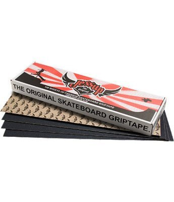 5 Jessup Grip Tape Sheets Skateboard Deck Decks by Grip Tape