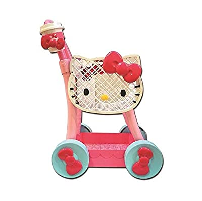 CartWheel Kids Hello Kitty Shopping Cart