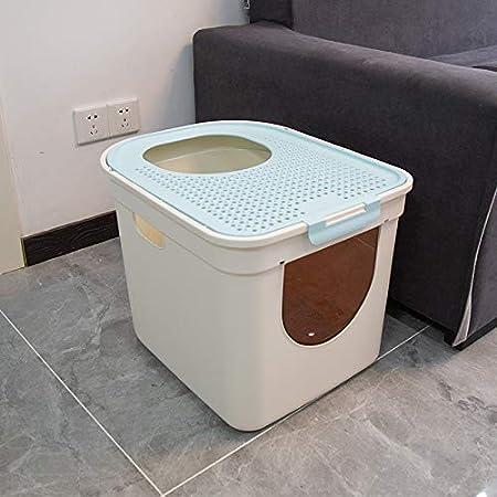 Z-ROM Caja De Aseo para Mascotas | Arenero para Gatos | Arenero ...