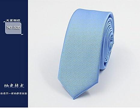 Gentlee tie tirante piccole e strette versione coreana di uomini e