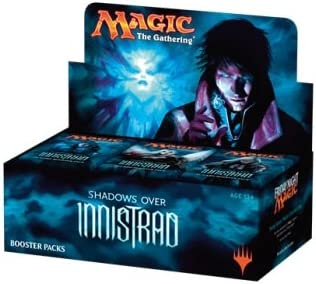 Magic The Gathering Shadows Over Innistrad - Booster Box - Display - English: Amazon.es: Juguetes y juegos