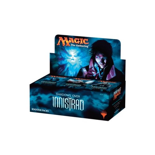 (MTG Magic Shadows Over Innistrad Booster Box New Factory Sealed - 36 packs)