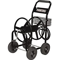 Ironton Hose Reel Cart - Holds 300ft. x 5/8in. Hose