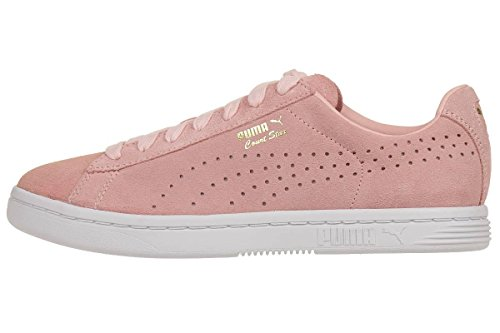 Puma Suede SD Coral Star Puma 01 Gold 364581 black Cloud Trainers Court White Sneaker Men wp7wtg