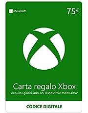 Xbox Live - 75 EUR Carta Regalo [Xbox Live Codice Digital]