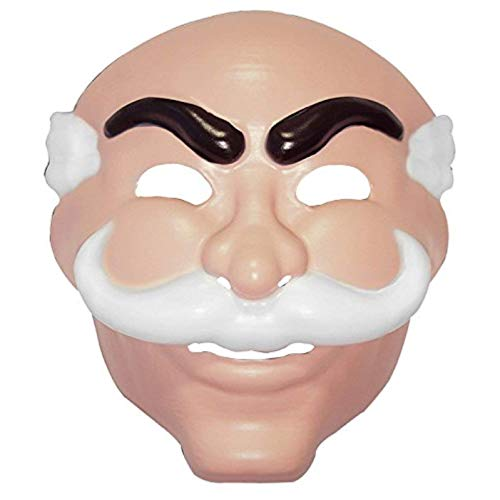 Mr Robot Mask Costume Accessory ()