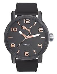 Puma PU104141007 Reloj Alternative Análogo, Redondo para Hombre