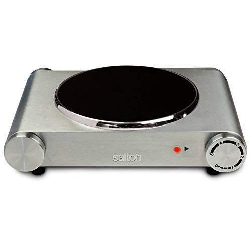 OKSLO Portable infrared cooktop, single burner