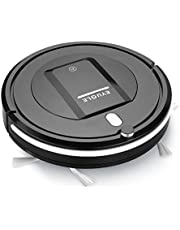 EYUGLE KK290A- Robotic Vacuum Cleaner with High Power Suction Suitable for Hard Floor and Low-pile Carpet