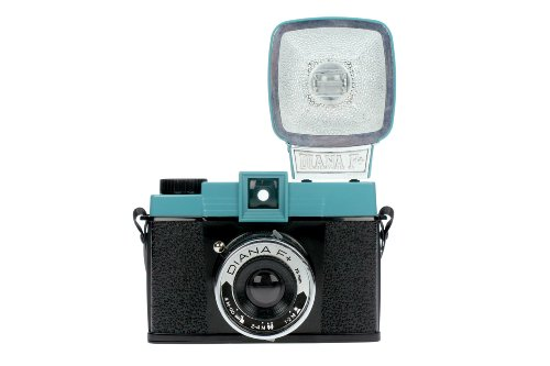 Lomography Diana F+ Medium Format Camera with Flash (Film Camera Lomography)
