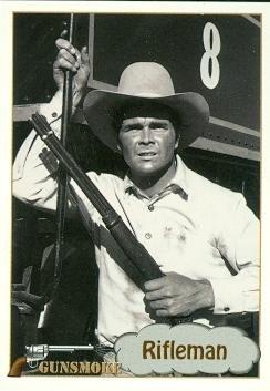 - Gunsmoke Newly trading card Buck Taylor 1993 Pacific #89
