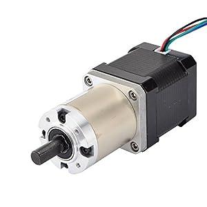 51:1 Planetary Gearbox High Torque Nema 17 Stepper Motor Precision Camera DIY by OSM Technology Co.,Ltd.