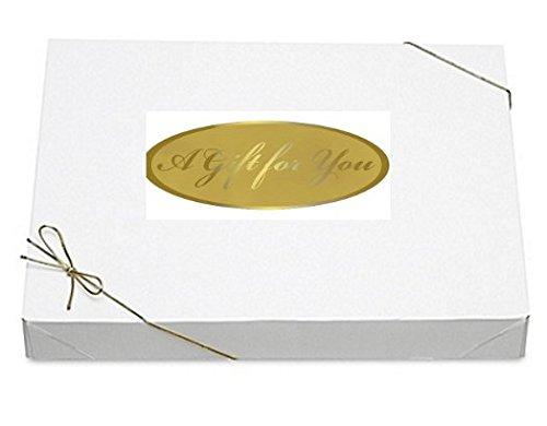 Gold Foil Gift Box - 6