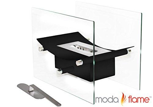 Moda Flame Cavo Table Top Ventless Bio Ethanol Fireplace