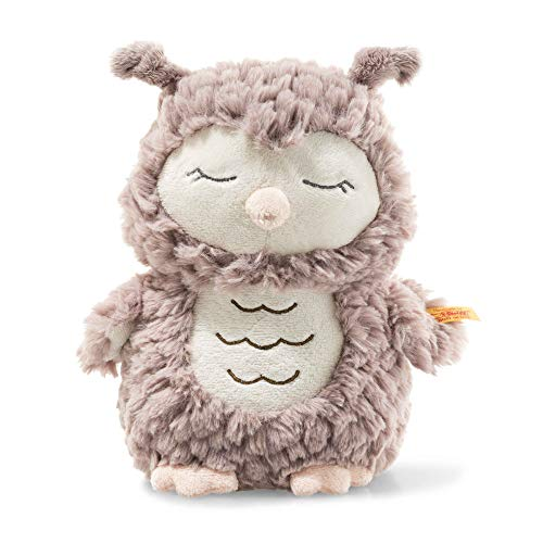 Steiff Soft Cuddly Friends Ollie Owl Plush EAN 241833