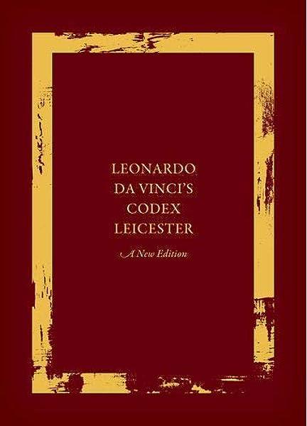 Leonardo Da Vinci S Codex Leicester A New Edition Volume I The Codex Laurenza Domenico Kemp Martin 9780198832874 Amazon Com Books