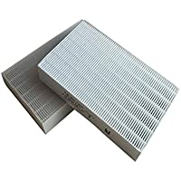 Think Crucial 2 Replacements for Honeywell HRF-R2 Air Purifier Filters Fit HPA-090, HPA-100, HPA200 & HPA300 Series