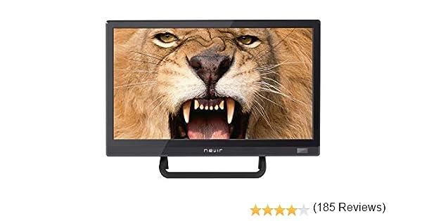 Nevir NVR-7412 16HD Black - TV: Nevir: Amazon.es: Electrónica