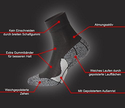 Unisex Vert Lot Rembourrage Olive Paires Haute Randonnée Vca Chaussettes Spécial De Technologie Multifonctionnels Performance 2 g7wd4ZHqx