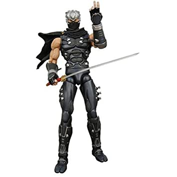 NECA Ninja Gaiden II Player Select Ryu Hayabusa Action ...