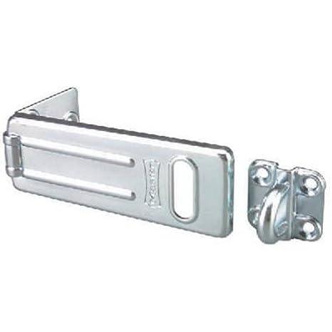 Master Lock 704DPF 4-1/2-Inch Security Hasp 704DPF/704D