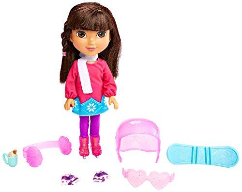 Fisher-Price Nickelodeon Dora & Friends, Winter Theme Dora
