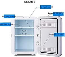ZJEDM Refrigerador de Coche 20L Refrigerador portátil para Autos ...