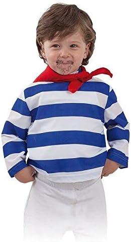 DISBACANAL Camiseta gondolero Infantil - -, 6 años: Amazon.es ...