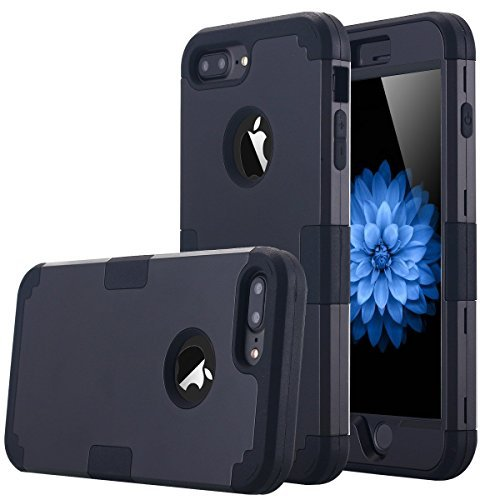 iPhone-7-Case-AOKER-Shockproof-Hybrid-Heavy-Duty-High-Impact-Hard-PlasticSoft-Silicon-Rubber-Armor-Defender-Case-Cover-for-Apple-iPhone-7-47-Inch-2016