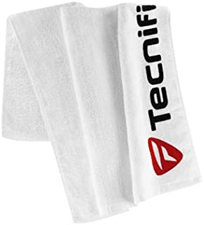 Tecnifibre – White Towel 50 x 75, Couleur 0