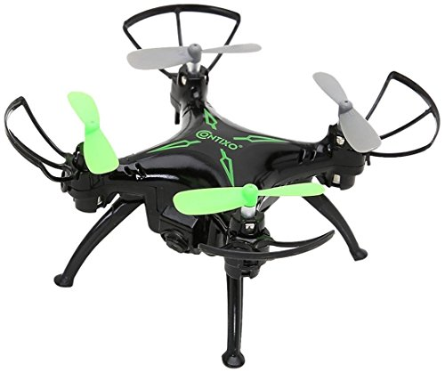 Contixo F3 RC Quadcopter Drone, Black