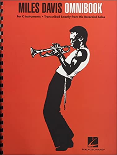 Amazon com: Miles Davis Omnibook For C Instruments (9781480354838