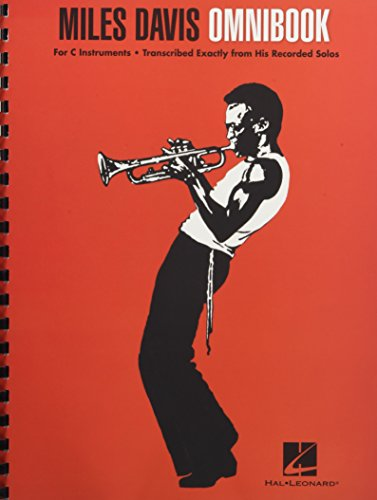 - Miles Davis Omnibook For C Instruments