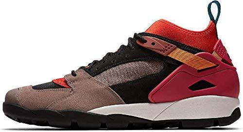 Nike ACG Air Revaderchi Men's Hiking Shoes (11, Gym Red/Geode Teal) (Nike Acg Womens Air)