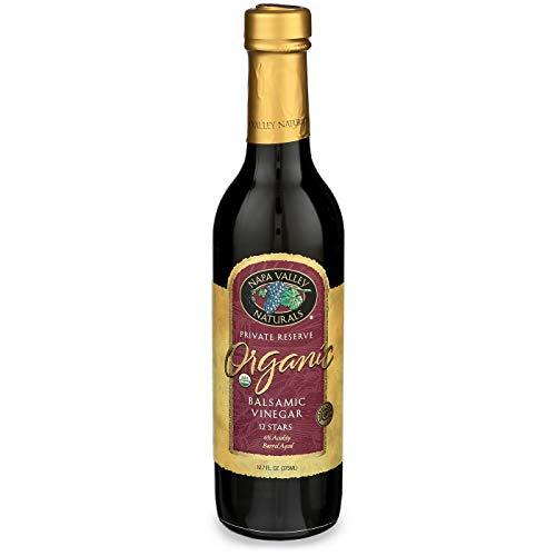 (Napa Valley Naturals Private Reserve Organic Balsamic Vinegar (12 Star), 12.7 Ounces )