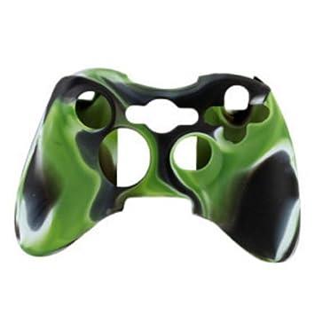 Carcasa de Silicona, para Xbox 360 Controller