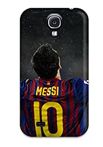 New Diy Design Lionel Messi Pics For Galaxy S4 Cases Comfortable For Lovers And Friends For Christmas Gifts