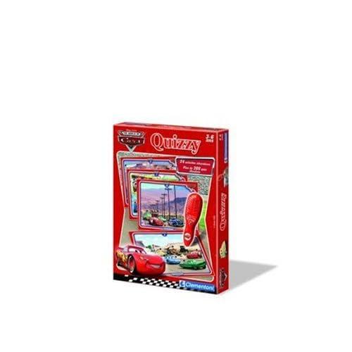 Clementoni 62541 - jouet educatif - Quizzy Cars 2