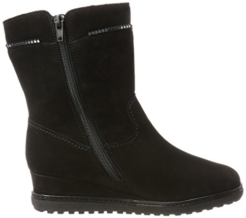 Shoes Schwarz Gabor Negro para Jollys Botas Gabor Mujer Zw8HBz84n