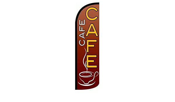 Coffee King Size Windless in Swooper Flag