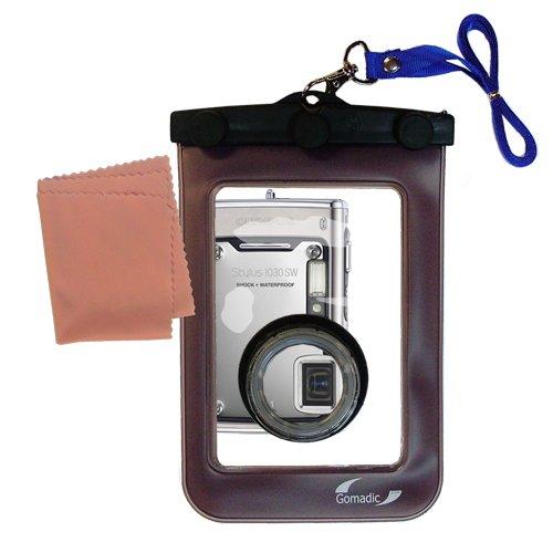 Olympus Stylus 1030 Sw Waterproof Camera - 2