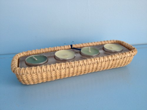 Reed's Nantucket Tea Light Candle Holder