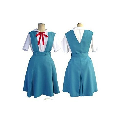 Wind Sock Costume (Evangelion wind authentic cosplay costume third New Tokyo Municipal No. Ichi Junior High School Girl Uniform (L size) (japan import))