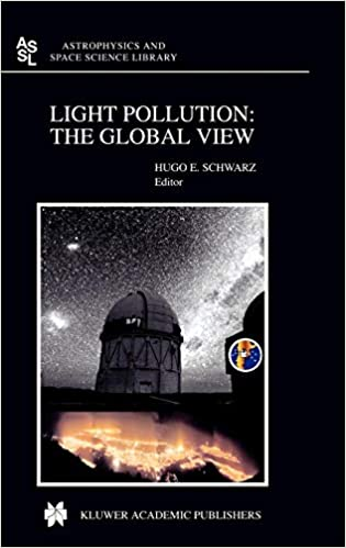 The Global View Light Pollution
